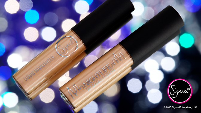 Sigma Beauty Afterglow Liquid Highlighter | Жидкий хайлайтер Afterglow от Sigma Beauty