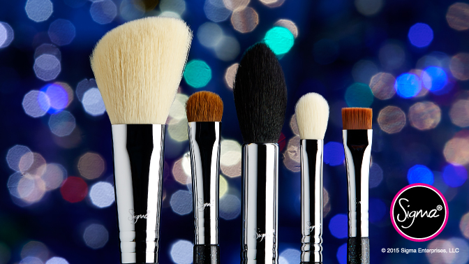 Sigma Beauty The Nightlife Brush Set | Набор кистей для макияжа Nightlife от Sigma Beauty