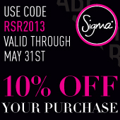 10% Off Your Sigma Beauty Purchase!